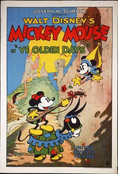 """Ye Olden Days"" (1933)"