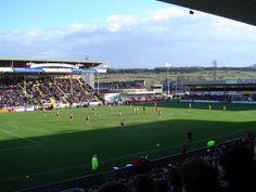 Macclesfield Town F.C. - Moss Rose