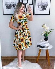 Swans Style is the top online fashion store for women. Shop sexy club dresses, jeans, shoes, bodysuits, skirts and more. Modest Dresses Casual, Modest Wear, Modest Outfits, Simple Outfits, Skirt Outfits, Modest Fashion, Day Dresses, Cute Dresses, Dress Skirt