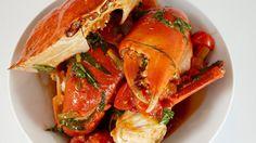 Pete's chilli mud crab recipe - 9Kitchen