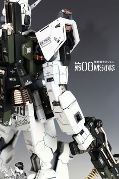 1/60 RX-79 Gundam Ground Type