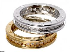 : des néo-alliances B.Zero 1 Bulgari love the silver oneLove Is Love Is may refer to: Jewelry Box, Jewelry Watches, Fine Jewelry, Women Jewelry, Bulgari Jewelry, Everyday Rings, Love Ring, Bvlgari, Bracelet Designs