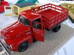 Stake Truck.