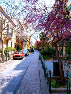 TRAVEL'IN GREECE I Thissio street, Athens, #travelingreece