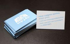 Renan Design Grafico - Business Card Design Inspiration | Card Nerd