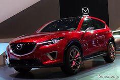 Our new Mazda CX-5 2015. Love it!