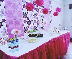 #Decor#rosa#violeta#padrao