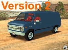 1986 Chevy G20 van V.2