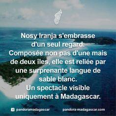 Traversez #LePontDuParadis #SeulementAMadagascar #NosyIranja