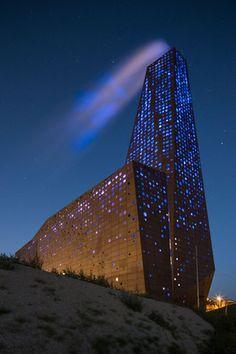 (designed by) Erick van Egeraat — Incineration Line in Roskilde