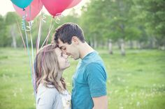 My FAVORITE engagement photos out of all that I've seen. SO precious