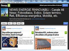 CONSULENTE-ENERGIA.COM - CONSULENZE PERSONALIZZATE PER GUADAGNARE CON ENERGIE RINNOVABILI, FOTOVOLTAICO, EOLICO, BIOMASSE, IDROGENO, ETC., CONSULENZE PER RISPARMIO ENERGETICO DI PRIVATI E AZIENDE, PREVENTIVI IMPIANTI FOTOVOLTAICI EOLICI BIOMASSE, MOBILITA ELETTRICA, INSTALLATORI