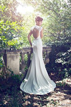 julie-vino-bridal-2015-fall-provence-grace-cap-sleeve wedding dresses