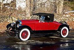 1924 Marmon Wasp Speedster Model 34-B