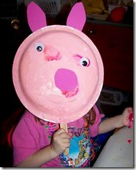 animal masks | to take to the Pretend & Learn Center