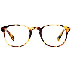 601f39dfccb6 Downing Eyeglasses in Walnut Tortoise by Warby Parker