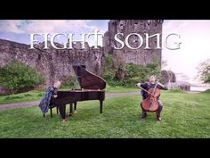 This Starts With Bagpipes And Is A Mashup of Rachel Platten's 'Fight Song' With 'Amazing Grace' | Superstar Music