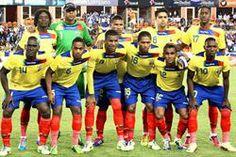 seleccion de Ecuador