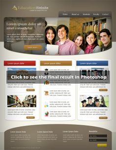 How to design a professional website for your school, college or university