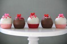 ¿Cómo hacer cupcake bites? (parte 3)