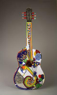 """""""Celebrate"""" by Patty Franklin www.pattyfranklinmosaics.com"""