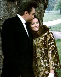 Johnny Cash ~ February 26, 1932 – September 12, 2003 and June Carter Cash ~ June 23, 1929 – May 15, 2003