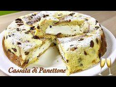 Τσουρέκια - YouTube No Cook Desserts, Italian Desserts, Sweets Recipes, Fig Cookies, Italian Cookies, Holiday Treats, Food To Make, Food And Drink, Cake