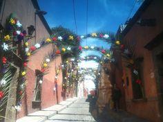 Amazing streets of SMA