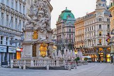 40 fotos para morir de amor por Viena Visit Austria, Vienna Austria, Street View, World, City, Places, Buildings, Traveling, Wanderlust