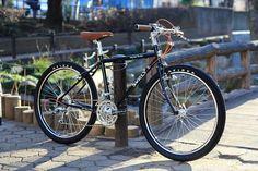 *SURLY* long haul tracker complete bike by Blue Lug, via Flickr