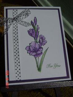 IC585 ~ Finally! by Redbugdriver - Cards and Paper Crafts at Splitcoaststampers