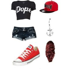 Cute Converse Shoes for Teens | Cute Swag Outfit. - Polyvore
