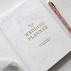 This Elegant Wedding Planner Book Contains 150 Pages Of Detailed Worksheets And Inspiration Moodboards To