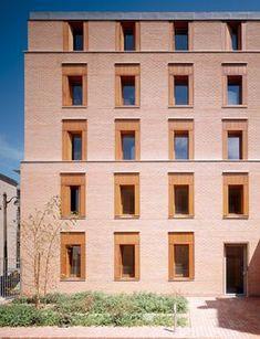 IMMEUBLE DE LOGEMENTS, Paris, Janine Galiano - Realisation