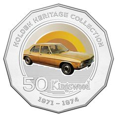 SET 22 50c 2017 11 x FORD HERITAGE /& 2016 11 x HOLDEN HERITAGE COINS