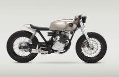 Honda CB250 Cafe Racer Pentagon Classified Moto