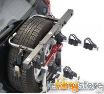 Retrouvez ce Porte Velos A Sangles 4x4 au meilleur prix sur-LeKingStore! - LeKingStore