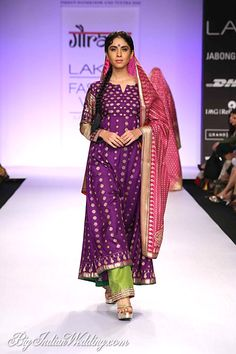 Gaurang Shah exquisite Indian wear collection