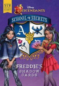 School of Secrets: Freddie's Shadow Cards (Disney Descendants) - NOBLE (All Libraries)