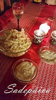 Sadepäivän pisaroita Pudding, Desserts, Food, Tailgate Desserts, Deserts, Eten, Puddings, Postres, Dessert