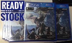 HOT RELEASE BLU RAY GAMES   Playstation 4 READY STOCK !!!!! - HOT RELEASE BLU RAY GAMES   Playstation 4 READY STOCK !!!! - Monster Hunter World. - Genre : Action RPG - Region : 3 (Asia)  Ayyyooooo Buruan ke @infinity.game.movie  Dapatkan juga koleksi game terbaik lainnya  Hanya & Selalu di @infinity.game.movie  More Info : INFINITY GAMES & MOVIE  BEC - Lantai 2 Blok B7 : SMS/WA : 083821999881  #infinitygame #infinitygamesandmovies #infinitygamebec #infinitygamebandung #gameps4…