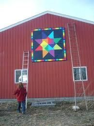 american barn quilts