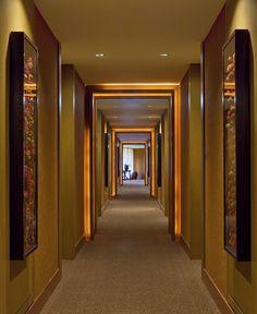 Tambo del Inka Hotel—Room corridor