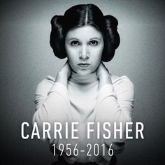 """""""Carrie holds such a special place in the hearts of everyone at Lucasfilm it is difficult to think of a world without her. She was Princess Leia to the world but a very special friend to all of us. She had an indomitable spirit, incredible wit, and a loving heart. Carrie also defined the female hero of our age over a generation ago. Her groundbreaking role as Princess Leia served as an inspiration of power and confidence for young girls everywhere. We will miss her dearly."""" -Kathleen Ken..."""