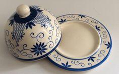 linda queijeira feito em cerâmica e pintado a mão. 100% artesanal