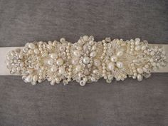 WHEN LIFE GIVES U LEMONS: Embellished Sash Belt