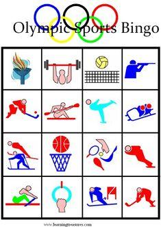 lavoretti per le Olimpiadi