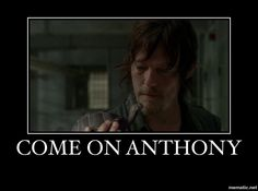 Anthony!