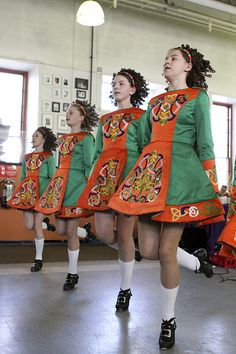 McGinley School of Irish Dancers in Camp Hill, PA. They are amazing.