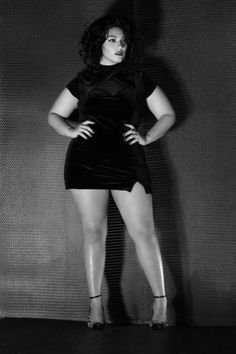 nadiaaboulhosn: Nadia Aboulhosn. I dream bigger than I live. Curvy is the new black.